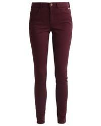 La bohemienne trousers aubergine medium 3904394
