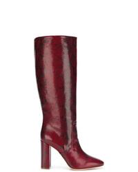 Twin-Set Knee Length Heel Boots