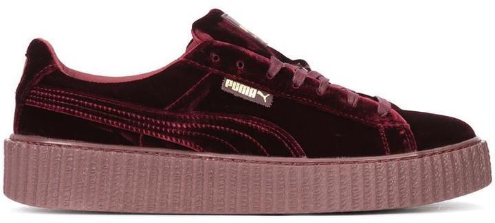 detailed look 6d261 dc6d2 Fenty X Rihanna Creeper Sneakers