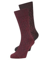 camel active Boot Winter Diamond 2 Pack Socks Mixed Colored