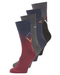 camel active Magic Triangle 4 Pack Socks Mixed Colored