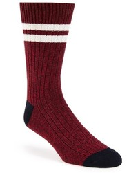 Topman Twist Stripe Socks