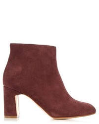Queenie suede ankle boot medium 805650