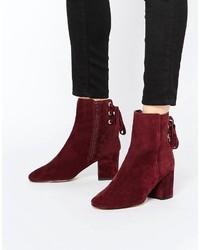 Reni suede ankle boots medium 967019
