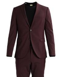 Selected Homme Shdnewone Mylologan Suit Fudge