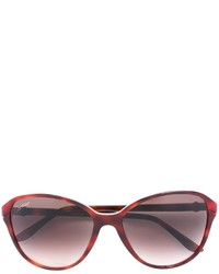 Cartier Double C Decor Sunglasses