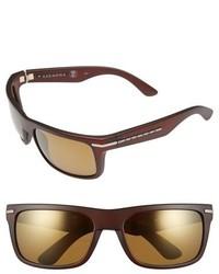 Kaenon Knon Burnet 58mm Polarized Sunglasses