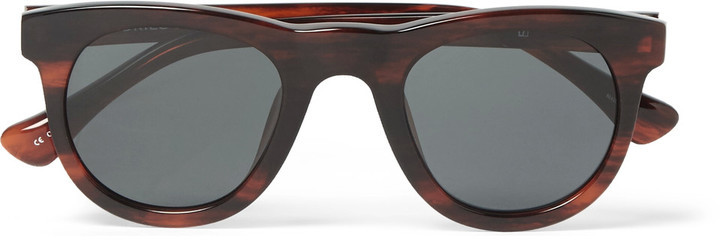 Linda Farrow square frame sunglasses Buy Cheap Choice jYi7m