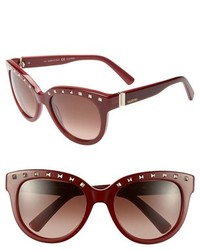 Valentino Rockstud 54mm Sunglasses