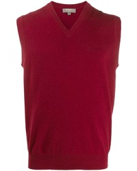 N.Peal Cashmere Westminster Knitted Vest
