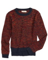 Burgundy Sweaters for Girls | Girls' Fashion