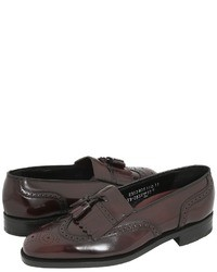 Burgundy tassel loafers original 2569119