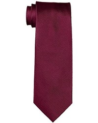 Bruno Piattelli Solid Silk Tie