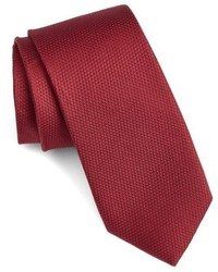 Calibrate madison solid silk tie medium 703143