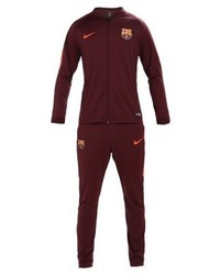 Nike Fc Barcelona Club Wear Night Maroonhyper Crimson