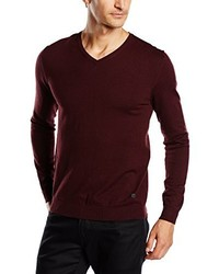 Premium Long Sleeve Jumper Red Xx Large