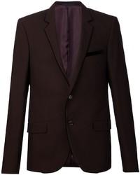Contrast velvet trim blazer medium 718046