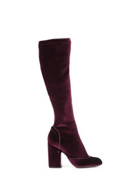 Laurence Dacade Pull On Knee Length Boots