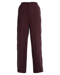 Orida trousers deep aubergine medium 3898810