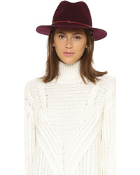 Hat Attack Wool Felt Avery Fedora Hat