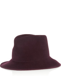 Stella McCartney Wool Felt Trilby
