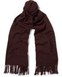 Canada virgin wool scarf medium 1245890