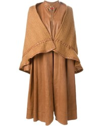 Roberta Di Camerino Vintage Layered Long Coat