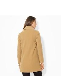 Ralph Lauren Cashmere Blend Belted Coat