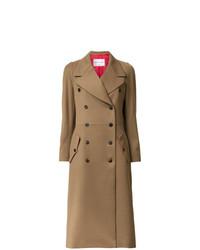 Sonia Rykiel Double Breasted Mid Coat