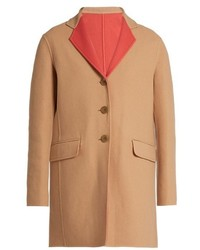 Etro Double Faced Wool Coat
