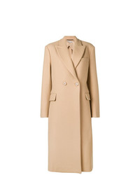Stella McCartney Katherine Felt Double Breasted Coat