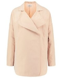 Teddy Smith Maggy Short Coat Nude
