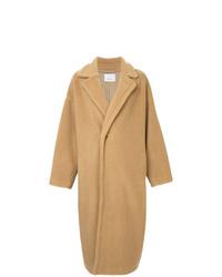08sircus Single Breasted Oversized Coat