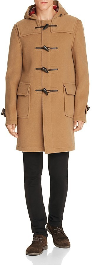 Gloverall Classic Duffle Coat | Where to buy & how to wear