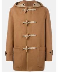 Hooded duffle coat medium 855189