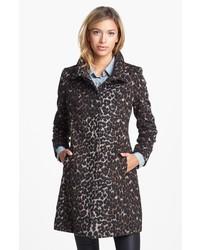 Via Spiga Leopard Pattern Topper