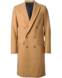 Ami Alexandre Mattiussi Classic Double Breasted Coat