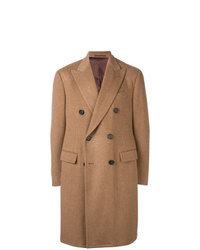 Lardini Boxy Double Breasted Coat