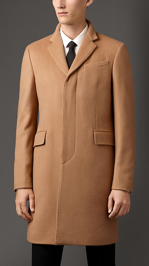 Burberry Wool Cashmere Topcoat | Where to buy & how to wear