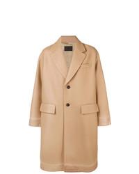 Prada Buttoned Coat