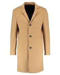 Calvin Klein Carlo Classic Coat Camel