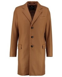 Gloverall Chesterfield Classic Coat Camel