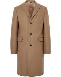 Acne Studios Garret Melton Wool Overcoat