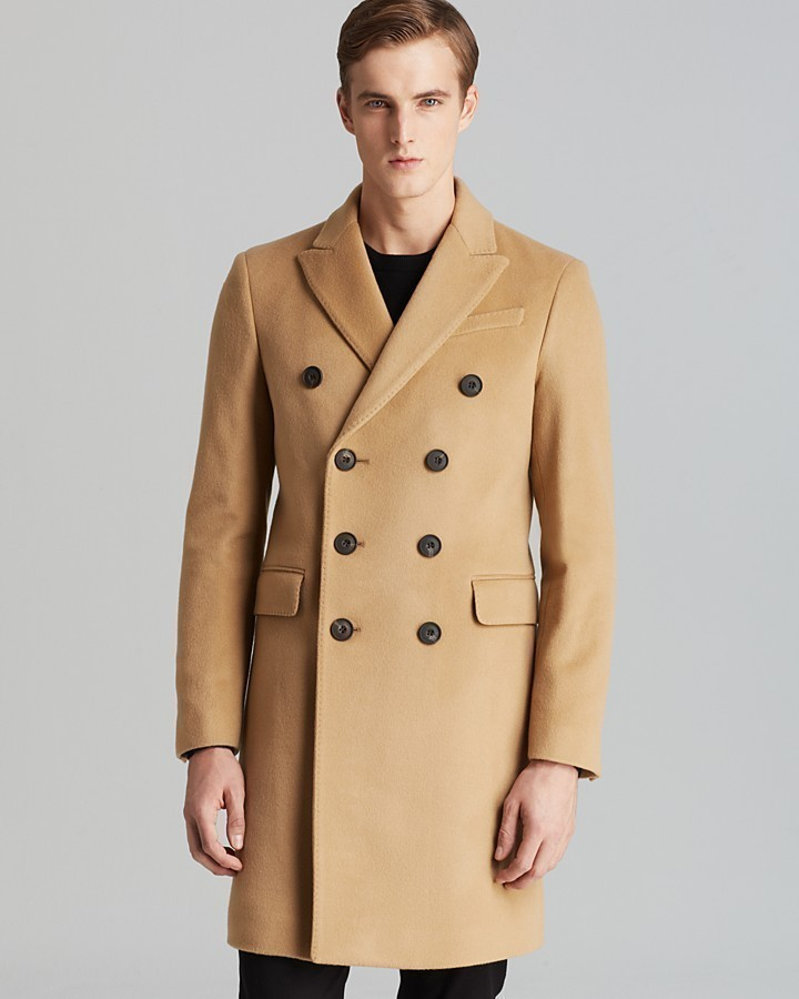 Burberry London Grosvenor Double Breasted Coat | Where to buy ...