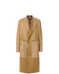 Alexander McQueen Oversized Single Breasted Coat