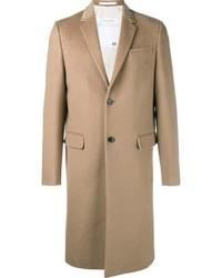 Valentino Rockstud Single Breasted Coat