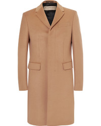 Burberry Virgin Wool And Cashmere Blend Overcoat