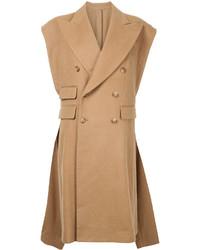 R13 sleeveless oversized coat medium 5266944