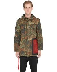 Camouflage parka original 2597262