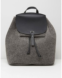 Mango Felt Backpack